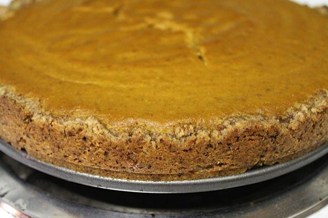 gluten-free pumpkin pie | Holidays | Pinterest