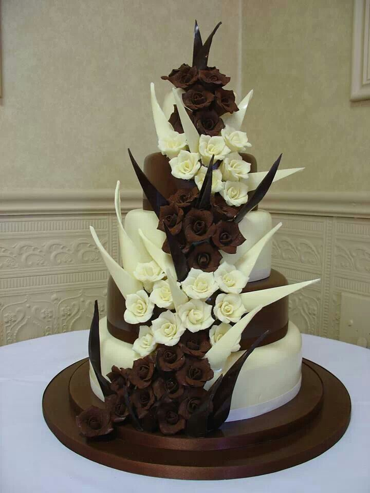 Cake Art Pinterest : Chocolate cake FOOD ART Pinterest