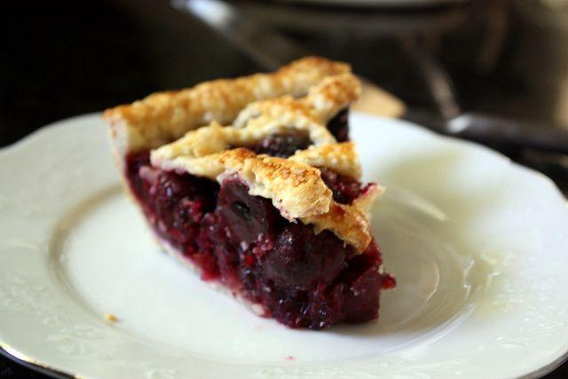 sweet cherry pie! | Oh my Pie! | Pinterest