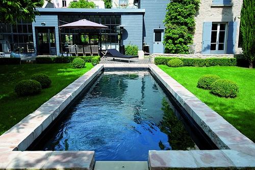Tr s beau couloir de nage piscines pinterest - Couloir de nage desjoyaux ...