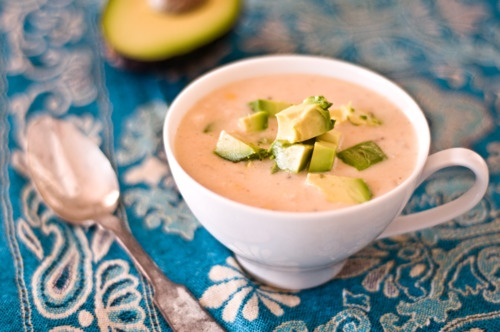 Avocado And Crab Soup Recipes — Dishmaps