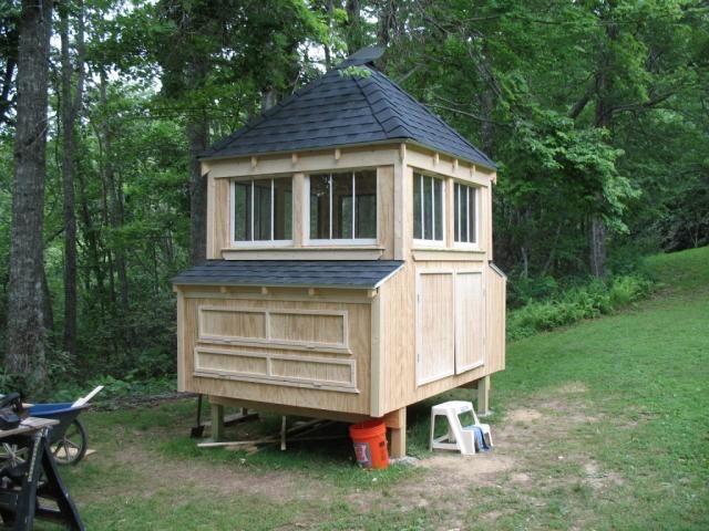 Fancy Backyard Chicken Coops : Chicken Coop  ohhh  Pinterest
