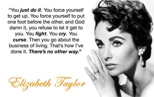 Elizabeth Taylor Quotes On Love | Elizabeth Taylor quote ...