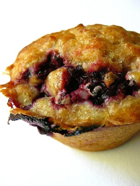 Blackberry Muffins | Breakfast | Pinterest