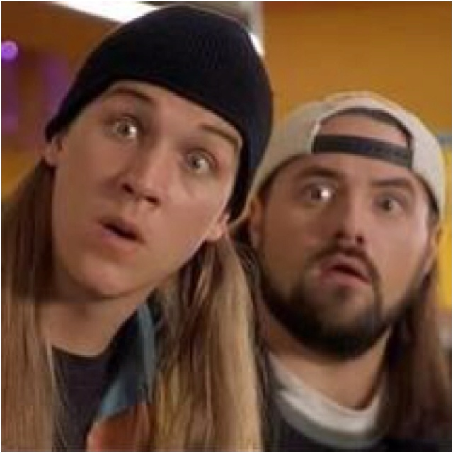 Jay and silent bob random awesome pinterest