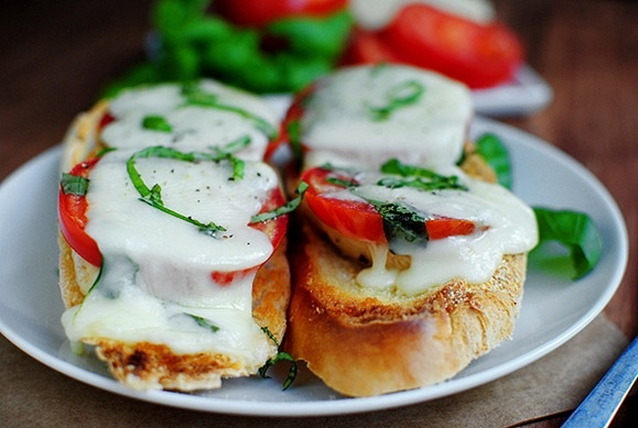 Chicken Caprese Sandwiches | healthy n easy recipes | Pinterest