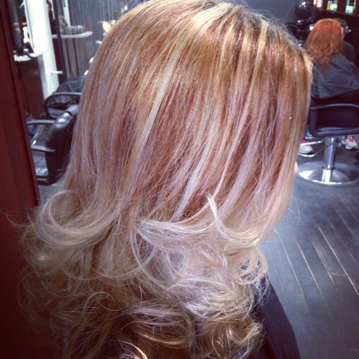 Amazing #Bronde! Hair by Rob!