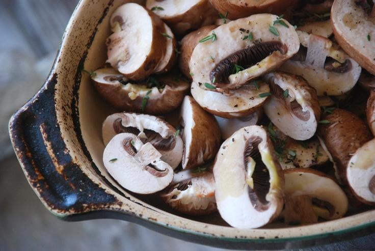 Poor Girl Gourmet: Spicy Mushroom-Bacon Macaroni and Cheese