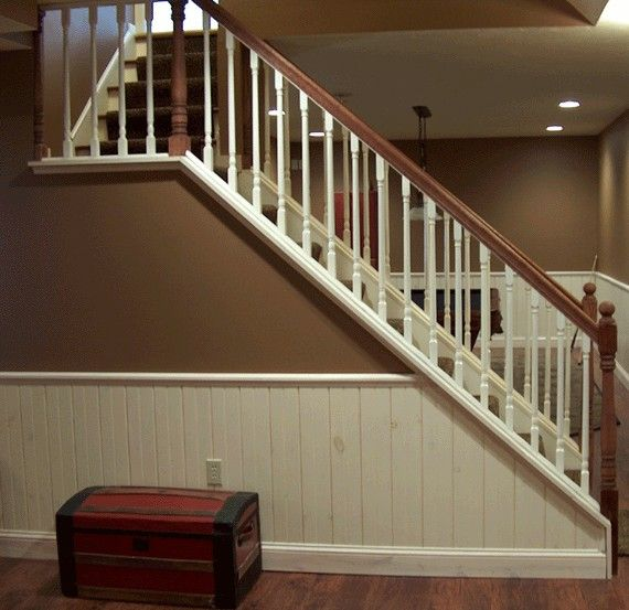 Basement Stair Designs Plans Magnificent Decorating Inspiration