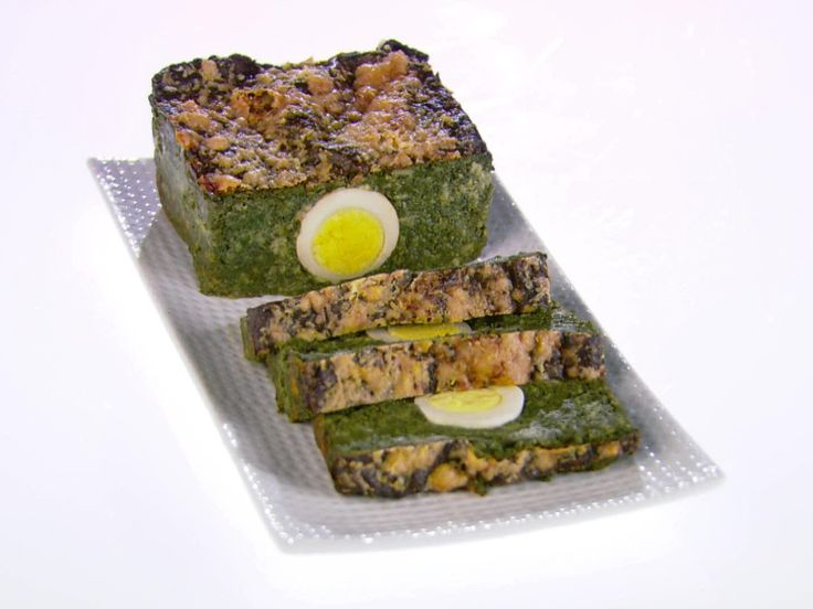Spinach Loaf from FoodNetwork.com - Giada and her Aunt Raffy prepare ...