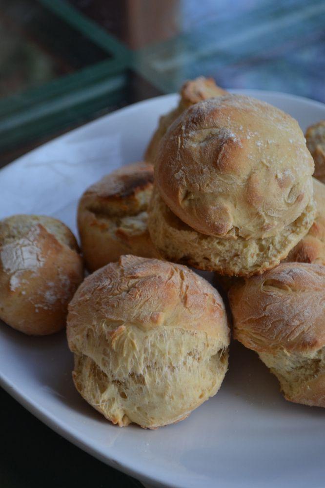 Homemade Sandwich Rolls | fish food | Pinterest