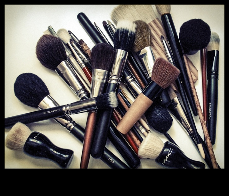 Makeup brushes 101...great article by pro/celebrity makeup artist!