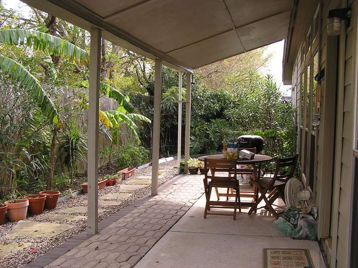 Landscape ideas for very small backyards for Very small backyard ideas