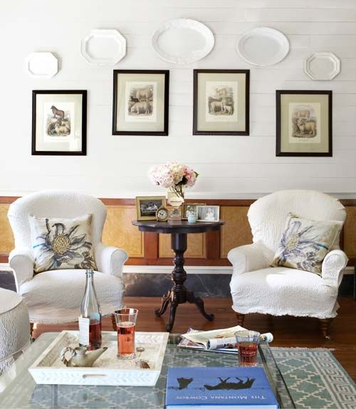 Living Room Makeovers - Ideas for Living Room Makeovers - Country Living