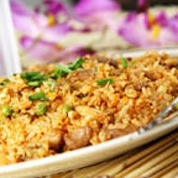 Classic Thai Chicken Fried Rice | Food Over Everything | Pinterest