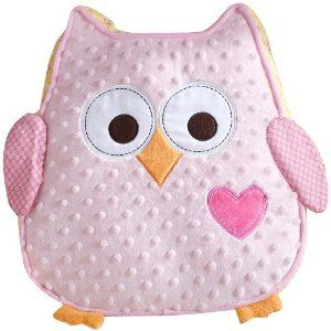 Happi Tree Plush Owl