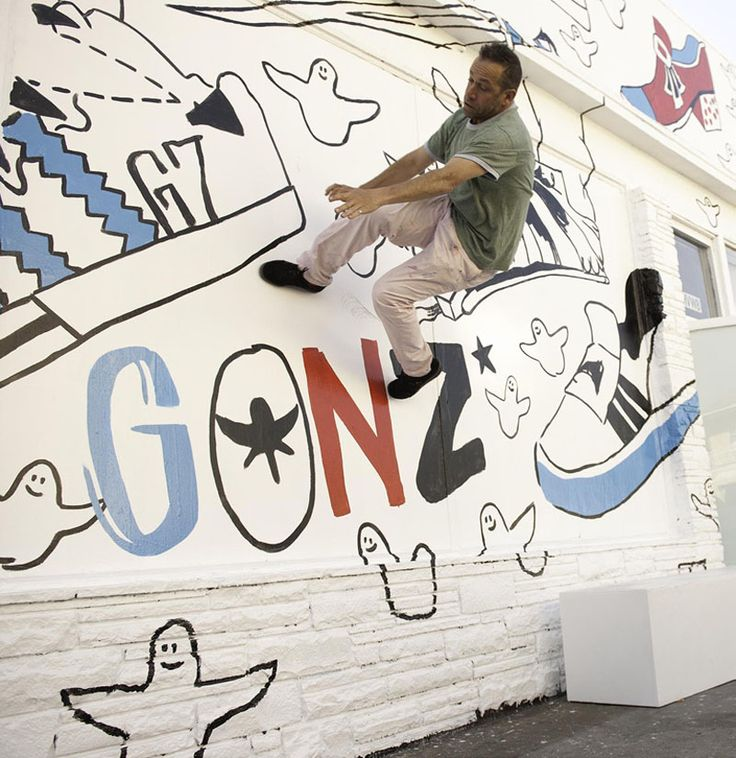 15 Years of GONZ & adidas Skateboarding Collection