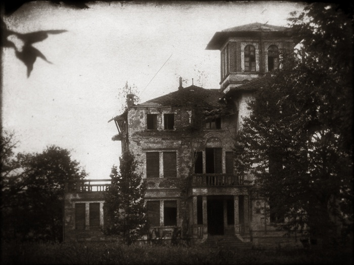 Beautiful haunted haunting houses pinterest - The beauty of an abandoned house the art behind the crisis ...