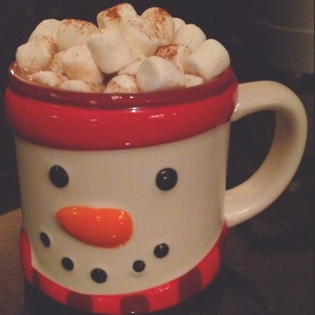 The perfect cup of hot chocolate :) | cute things | Pinterest