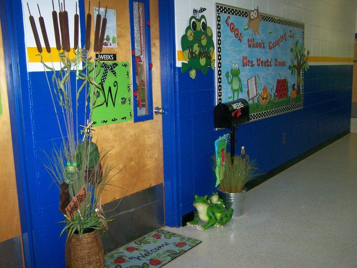 Classroom Decorating Ideas Camping Theme : Pin by clutter free classroom on theme camping
