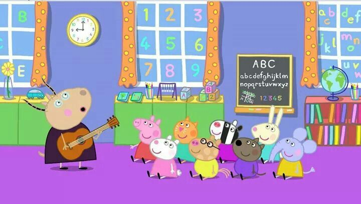 Pin by Beverly Kennedy on Peppa Pig , Family And Friends | Pinterest