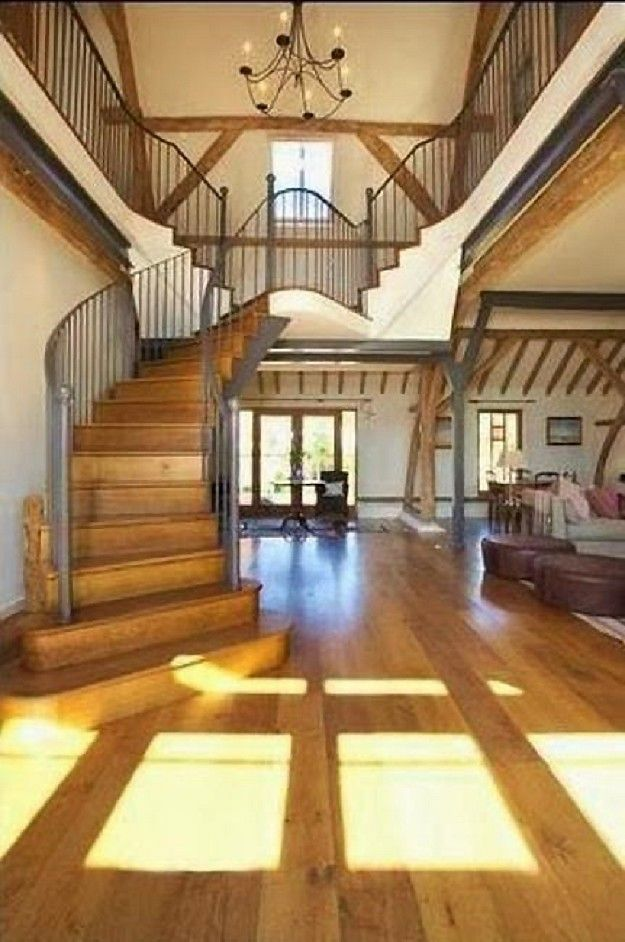 Barns Converted Into Homes Interiors Also Barn Style Home Interior