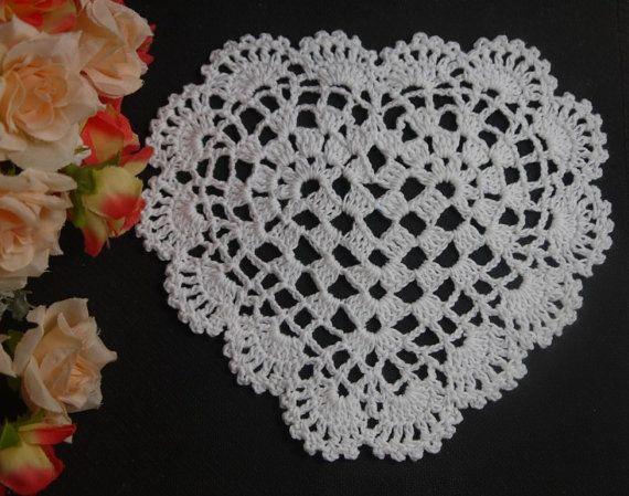 valentine heart crochet pattern