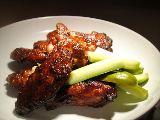 Cook the Book: Mahogany-Glazed Chicken Wings Recipe
