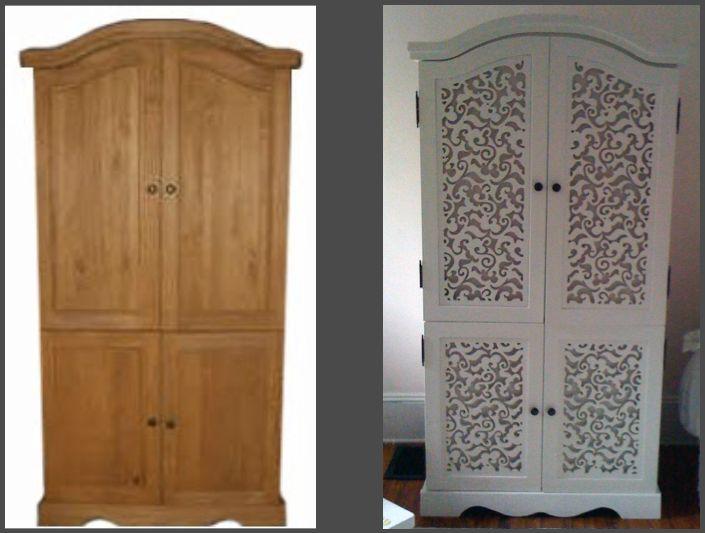 Идеи для старой мебели