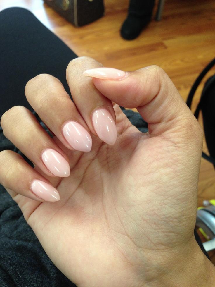 Pink Pointy Nails | Joy Studio Design Gallery - Best Design