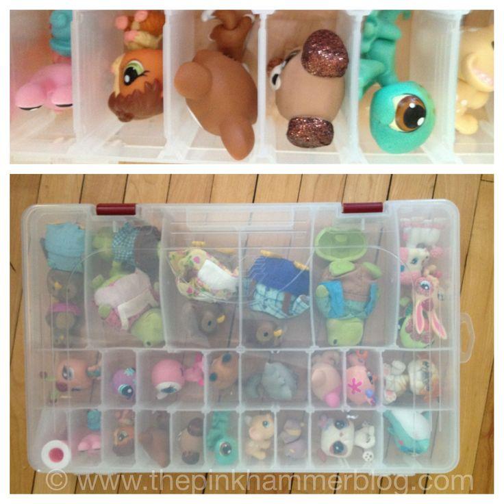 Small Toy Organizer : Toy storage small