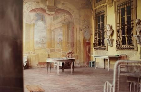 "Jennifer Dickson ""Sunday Afternoon, Villa Torrigiani"""