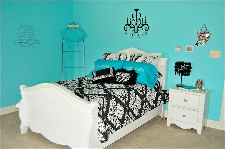 tiffany inspired room tiffany blue decor pinterest