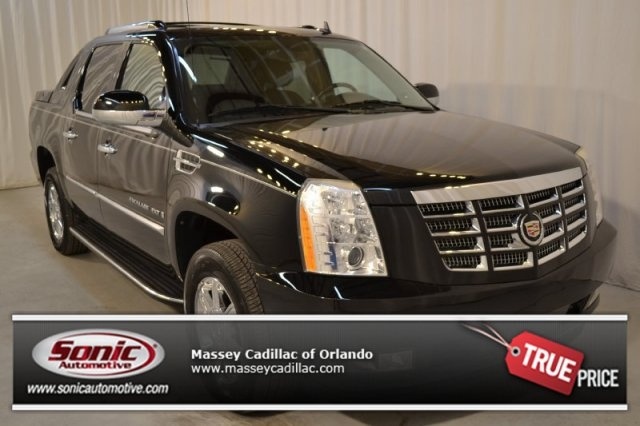 certified pre owned 2009 cadillac escalade ext for sale in orlando. Cars Review. Best American Auto & Cars Review
