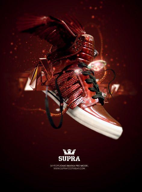 Supra Shoe
