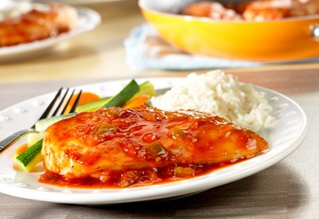 to perk up chicken try this flavor packed sweet and spicy dish that s ...