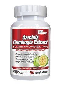 Garcinia Cambogia HCA - Buy Garcinia Cambogia Extract (50% Hca) by Top