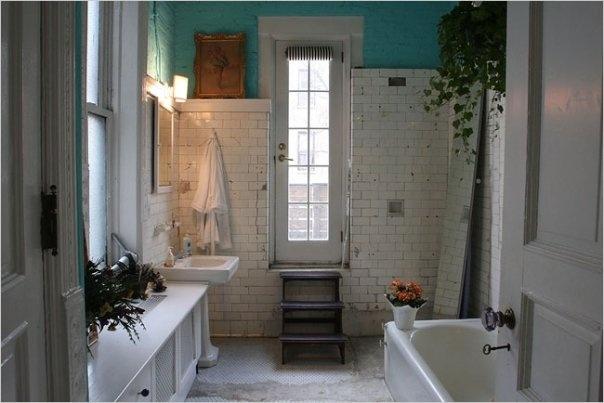 New York Studio Apartment Bathrooms Pinterest