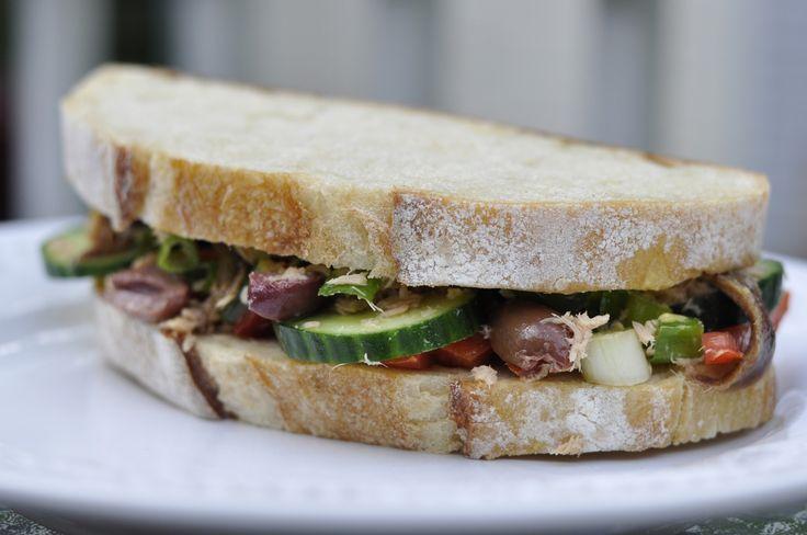 Salade Nicoise Sandwiches | Recipe