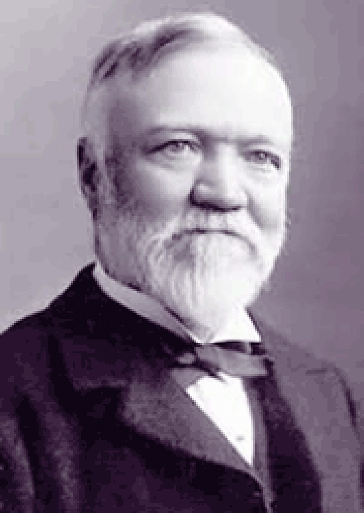research paper on andrew carnegie Carnegie believed that the wealthy had an obligation to give back to society he donated a large portion of his fortune to education, local libraries, world peace, and scientific research document: andrew carnegie: the gospel of wealth, 1889.