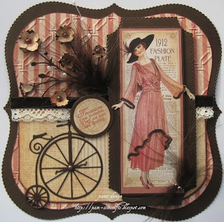 """Graphic 45 A Ladies"""" Diary"""