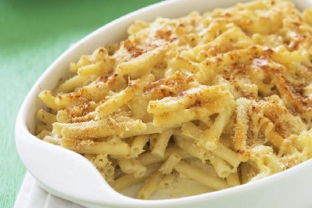 Why is this the best ever macaroni cheese try it for dinner tonight