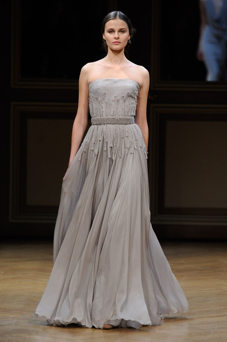 Georges hobeika haute couture pasarela gorgeous for Haute couture in english