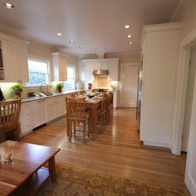 Long Narrow Kitchen table | Kitchen | Pinterest