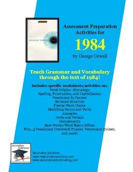 summary of george orwells 1984 essay Book report, book summary - summary of george orwell's 1984.