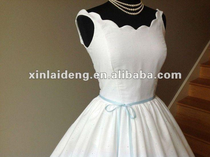 1950s Wedding Dresses Plus Size