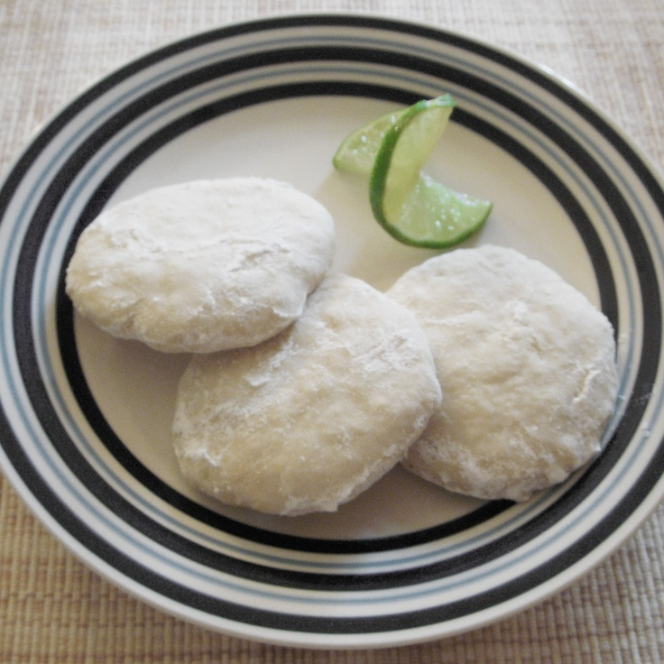 lime meltaway cookies | Food - Cakes, Cookies & Icings | Pinterest