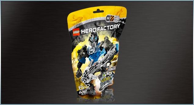 lego hero factory spiel