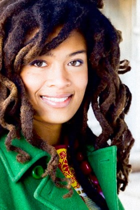 African American Women with Dreads