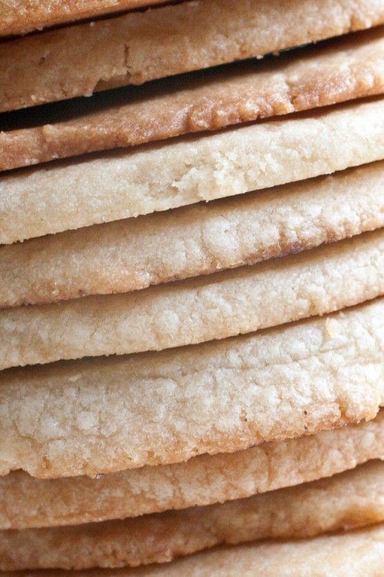 Bacon Fat Shortbread - I love shortbread, and I love bacon. Should be ...
